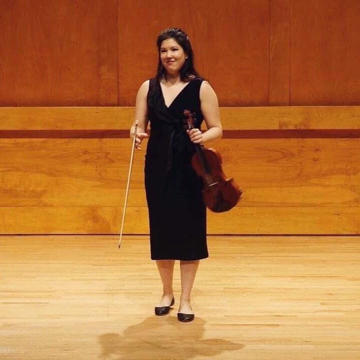 Rachell Ellen Wong - Winner